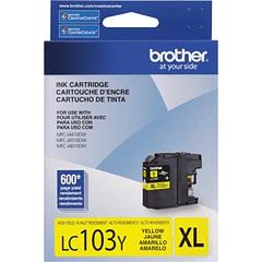 BROTHER LC-103Y XL YELLOW | Tinta Original