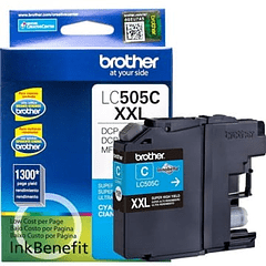 BROTHER LC-505C XXL CYAN   Tinta Original