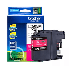 BROTHER LC-505M XXL MAGENTA | Tinta Original