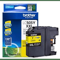 BROTHER LC-505Y XXL YELLOW | Tinta Original