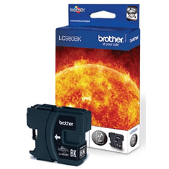 BROTHER LC-980BK BLACK | Tinta Original