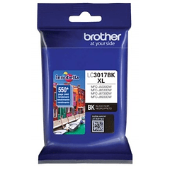 BROTHER LC-3017BK XL BLACK | Tinta Original