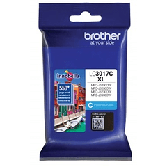 BROTHER LC-3017C XL CYAN | Tinta Original