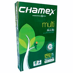 RESMA OFICIO 500 HOJAS   Resmas Chamex