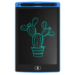 PIZARRA LCD 8,5 pulgadas | Azúl