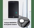 PIZARRA LCD 8,5 pulgadas | Negro