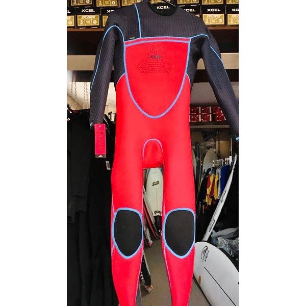 TRAJE SURF O'NEILLPSYCHO FREAK 4/3 MM CIERRE PECHO O'NEILL