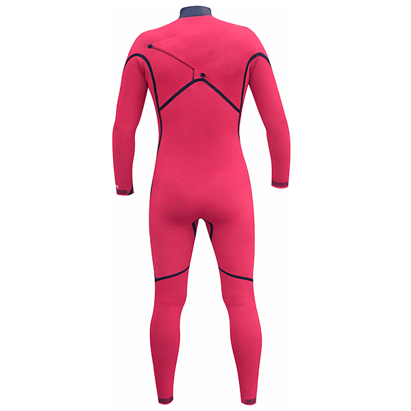 TRAJE SURF VE WETSUITS TAKANAMI PRO NEGRO 4/3MM COD.10700