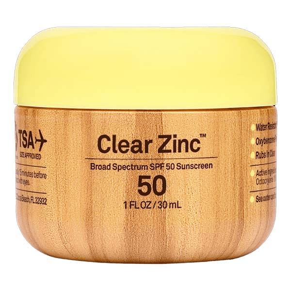 BLOQUEADOR CREMA CLEAR ZINC OXIDE SPF 50 SUN BUM COD.10636