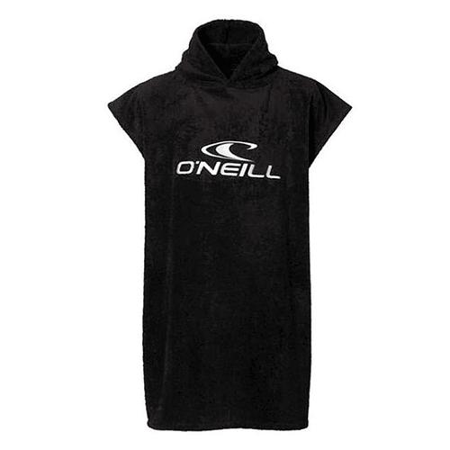 PONCHO TOALLA NIÑO ONEILL NEGRO COD.9754