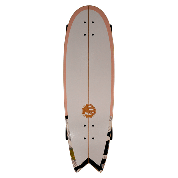 SURFSKATE TRAGAR WAHINE 33 ″ SLIDE COD.10844