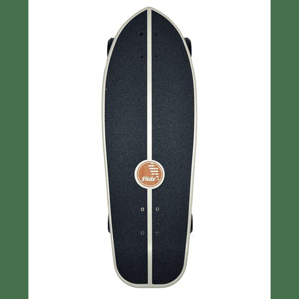 SURFSKATE SALPICADURA ALEGRE 30 ″ SLIDE COD.10844