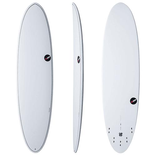TABLA SURF FUNBOARD 6´6