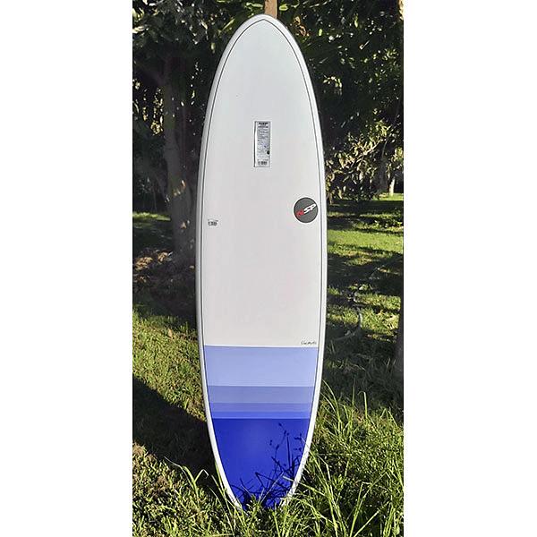 TABLA SURF FUNBOARD 6´8