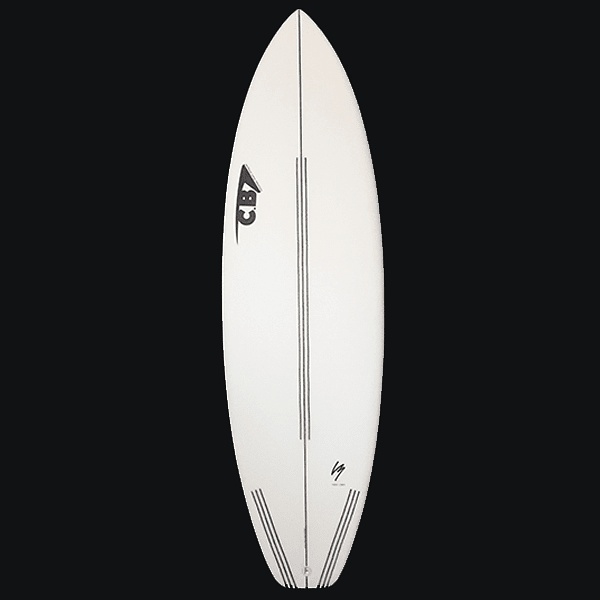 TABLA SURF CB 5'11'' x 21'' 7/16 x 2''9/16 NICOLAS KARL SHAPER ​