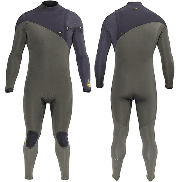 TRAJE SURF A7 ZIPPERLESS TWO 3/2MM AGENT 18
