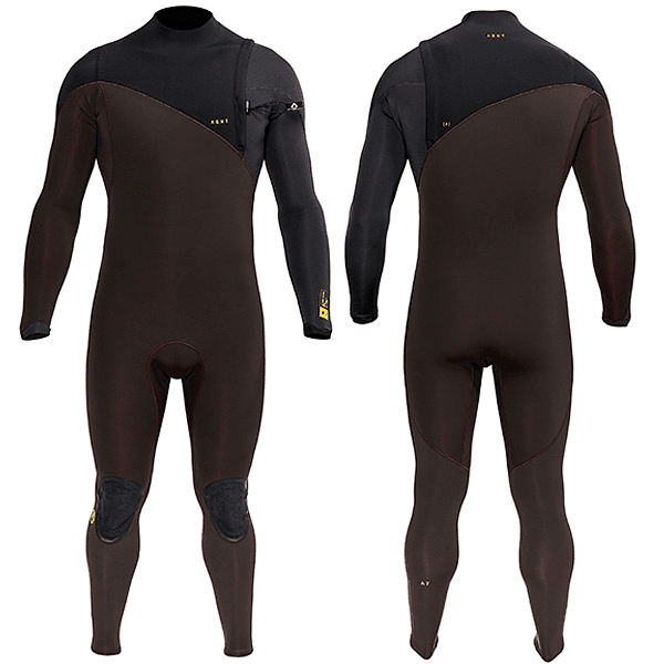 TRAJE SURF A7 ZIPPERLESS ONE 4/3MM AGENT 18