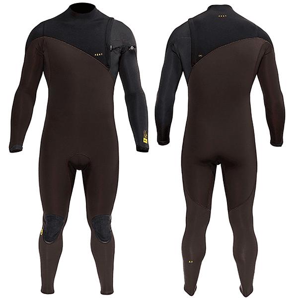 TRAJE SURF A7 ZIPPERLESS ONE 4/3MM AGENT 18