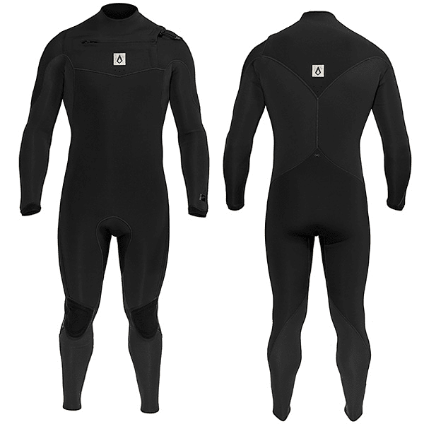 TRAJE SURF V7 CHEST ZIP ONE 4/3MM AGENT 18