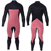 TRAJE SURF V7 CHEST ZIP TWO 4/3MM AGENT 18