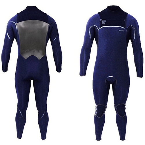 TRAJE SURF A9 CHEST ZIP 4/3MM AGENT 18
