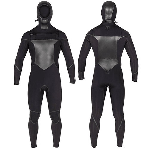 TRAJE SURF WATERMAN CHEST ZIP 5/4/3MM