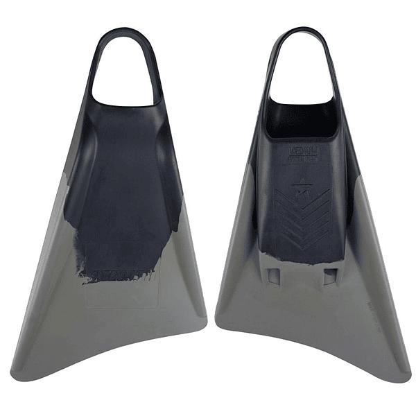 Aleta Stealth S3 Black / Grey COD.8456