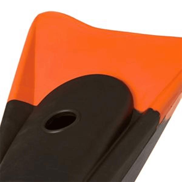 Aleta Churchill Negro/Naranjo COD.5977