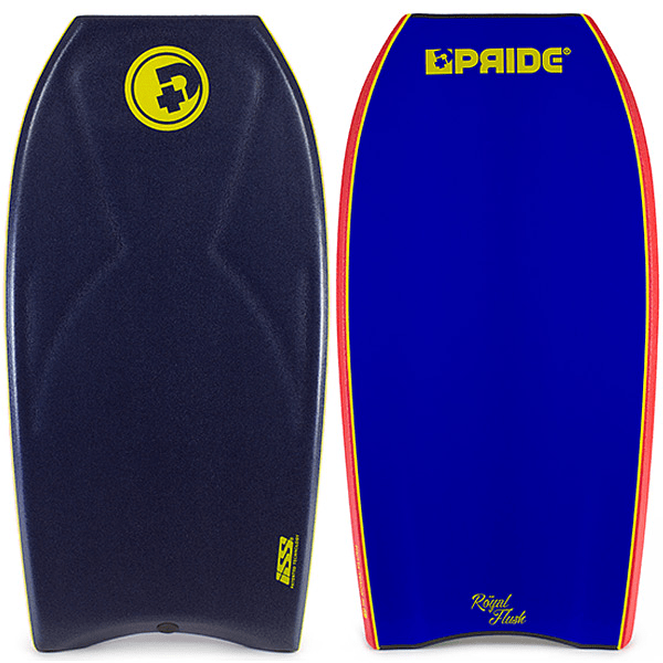 BODYBOARD PRIDE TRISTAN ROBERTS - THE ROYAL FLUSH PP CONTOUR ISS