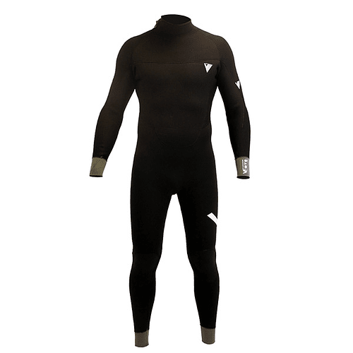 TRAJE SURF VE WETSUITS BTS BLACK / GREY 4/3MM COD.2021