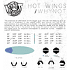 TABLA SURF HOT WINGS WHY NOT ( 6´4