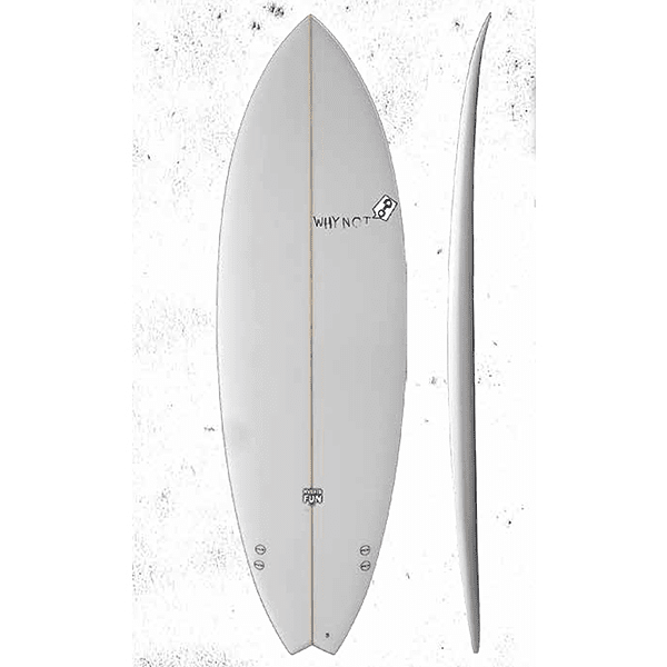 TABLA SURF HYBRID FUN WHY NOT ( 6´2