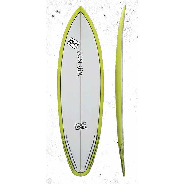 TABLA SURF COSMIK CREEK WHY NOT ( 5´6