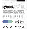TABLA SURF THE TONGUE WHY NOT ( 5´6