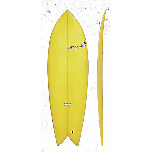 TABLA SURF RETRO WHY NOT ( 5´8