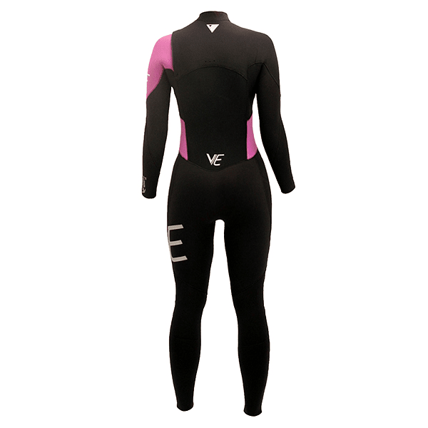 TRAJE SURF VE WETSUITS NINGYO PRO 4/3MM COD.10034