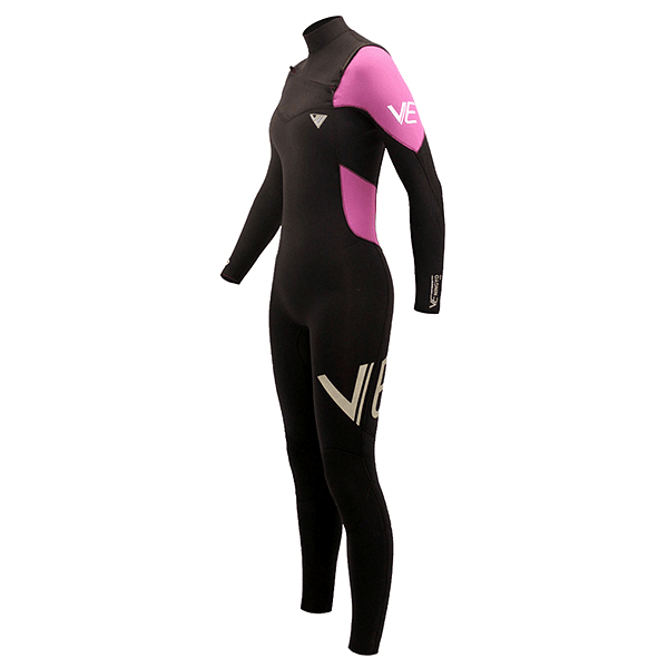 TRAJE SURF VE WETSUITS NINGYO PRO 4/3MM