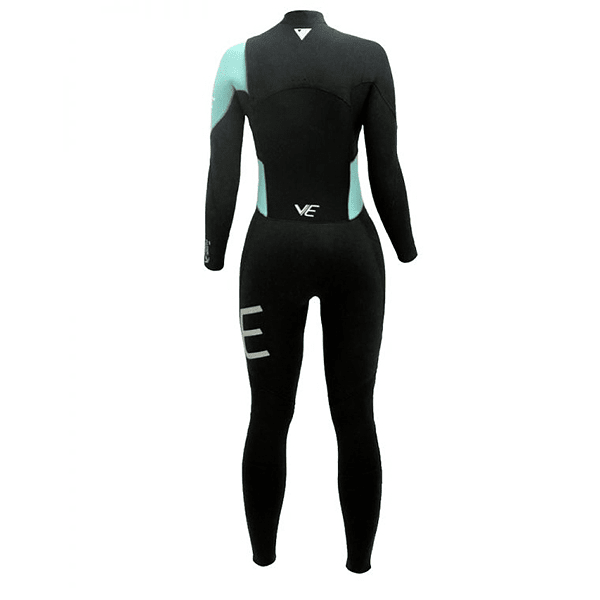 TRAJE SURF VE WETSUITS NINGYO PRO GBS 4/3MM CHEST ZIP FULL TAPED INSIDE COD.10033