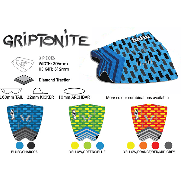 DECK GRIP BALIN - GRIPTONITE
