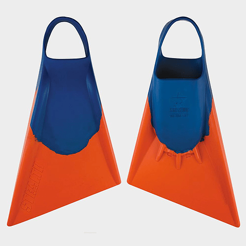 Aleta Stealth S2 - BLUE / ORANGE