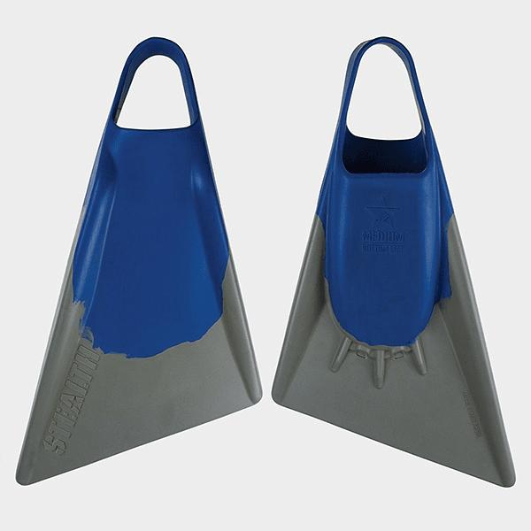 Aleta Stealth S2 Blue / Grey