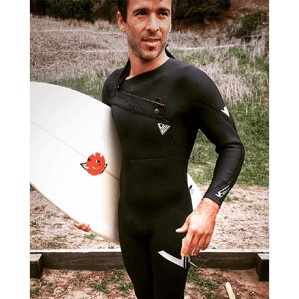 TRAJE SURF VE WETSUITS KAIYOU PRO 4/3MM