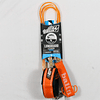 LEASH TRABA SURF LONGBOARD / SUP KNEE 9 A 12 PIES DOUBLE SWIVEL BALIN