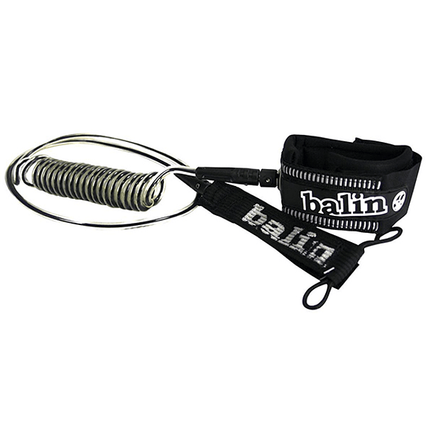 LEASH TRABA SURF BALIN SUP MONSTER COIL ANKLE