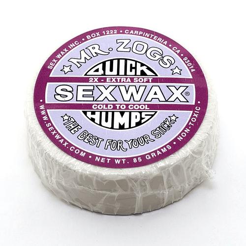 CERA QUICK HUMPS MORADO UNISEXSEXWAX COD.7163