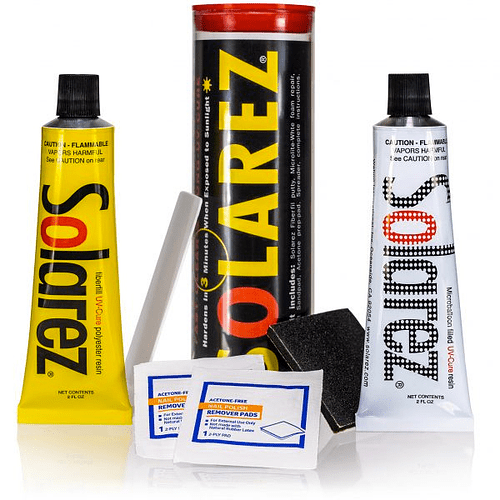 REPARADOR TABLA SURF ECONO TRAVEL KIT SOLAREZ COD.1503