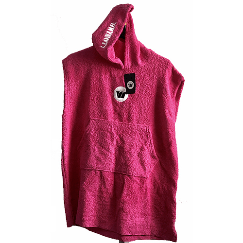 PONCHO TOALLA MUJER WHY NOT COD.1507