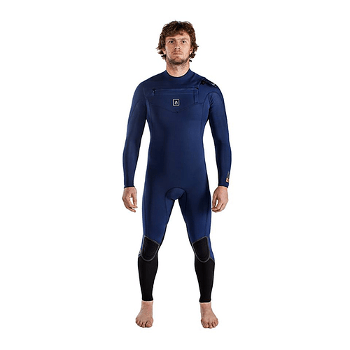 TRAJE SURF V7 CHEST ZIP THREE NIGHTSHADE 4/3MM AGENT 18