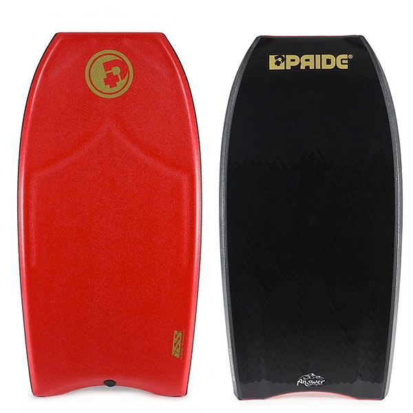 BODYBOARD PRIDE PIERRE LOUIS COSTES - THE ANSWER PP CONTOUR ISS