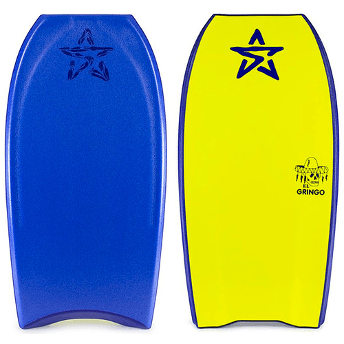 BODYBOARD GEORGE HUMPHREYS - EL GRINGO KINETIC TRAX STEALTH